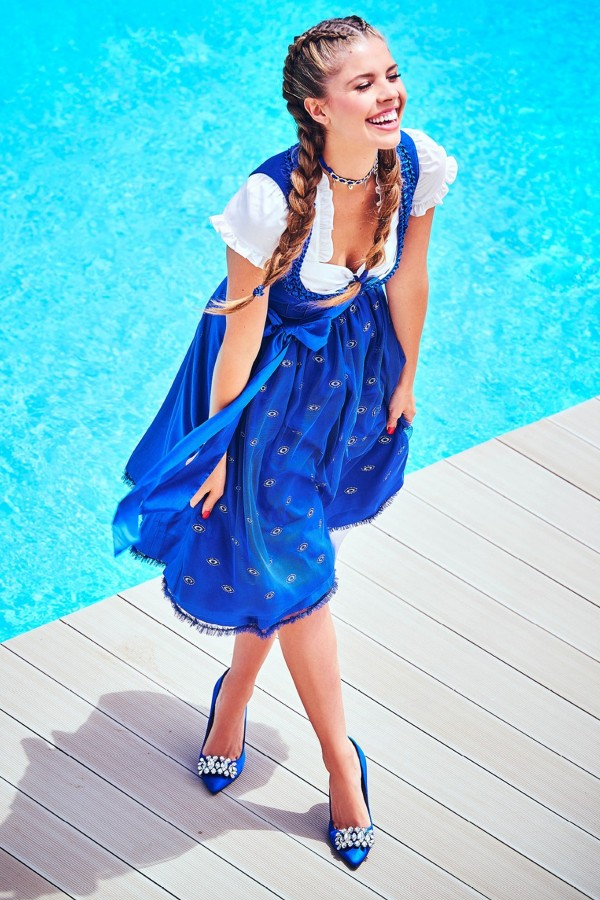 Dirndl Blueberry Eye